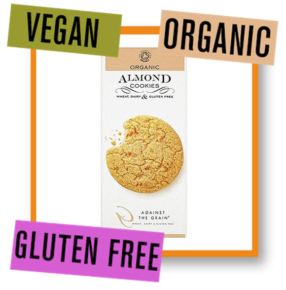Against the Grain Organic Almond Cookies