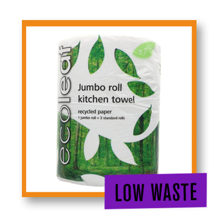 Suma Ecoleaf Jumbo Roll Kitchen Towel
