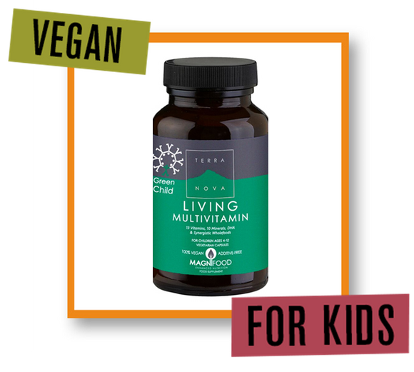 Terra Nova Living Multivitamin for Children