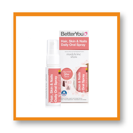 Better You Hair, Skin and Nails  Oral Spray