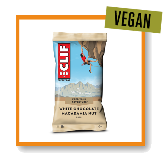 Clif White Chocolate & Macadamia Energy Bar