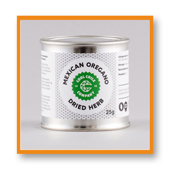 Cool Chile Co Mexican Oregano Tin