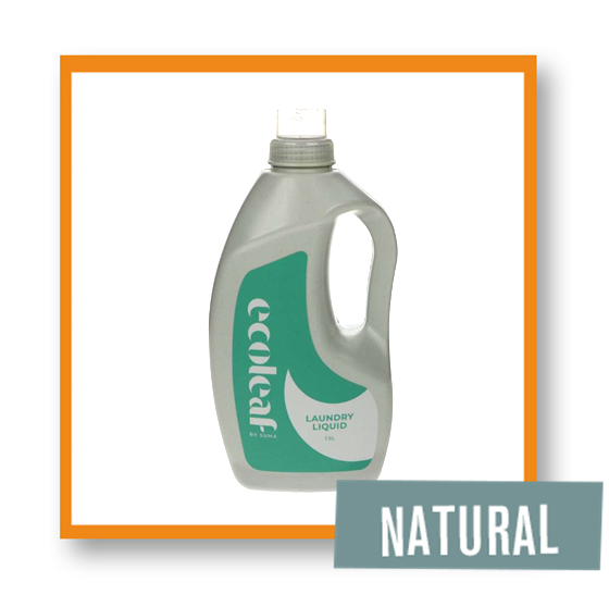 Suma Ecoleaf Laundry Liquid