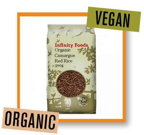 Infinity Foods Organic Camargue Red Rice