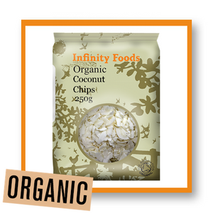 Infinity Foods Organic Coconut Chips