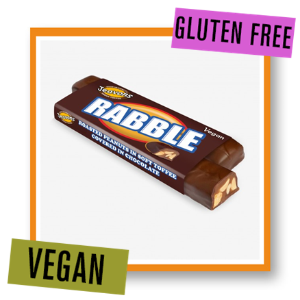 Jeavons Vegan Peanut Rabble Bar