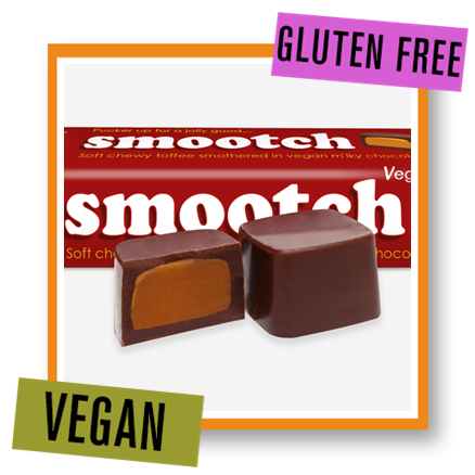Jeavons Vegan Smootch Chocolates