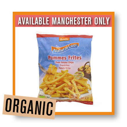 Natural Cool Organic Oven Chips