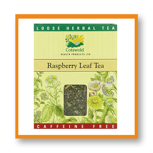 Cotswold Loose Raspberry Leaf Tea