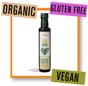 Sun & Seed Organic Lightly Toasted Pumpkin Seed Oil