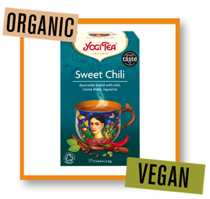 Yogi Tea Organic Sweet Chilli