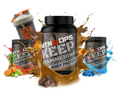 MTN OPS Keep Hammering Bundle Hunter Supplements