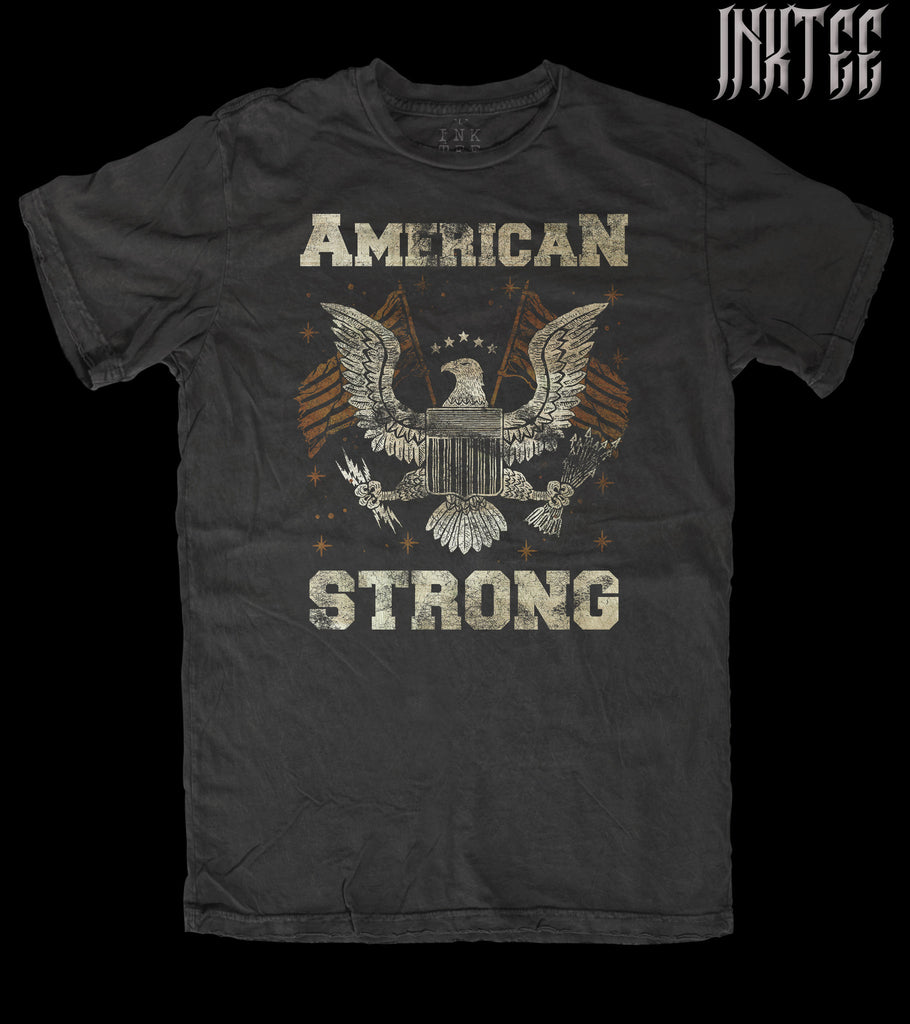 American Strong - Back Print