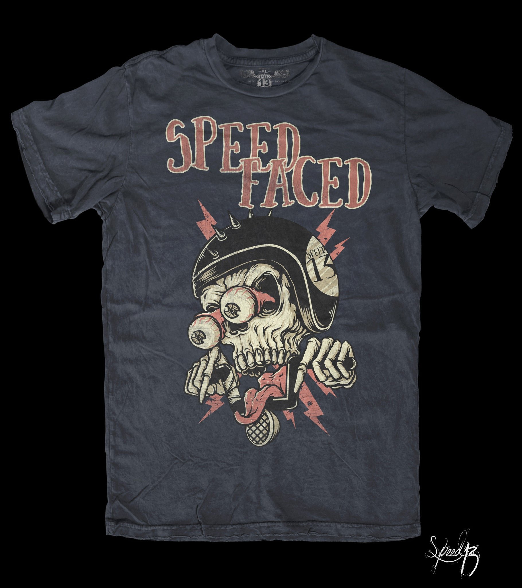 Speed Faced