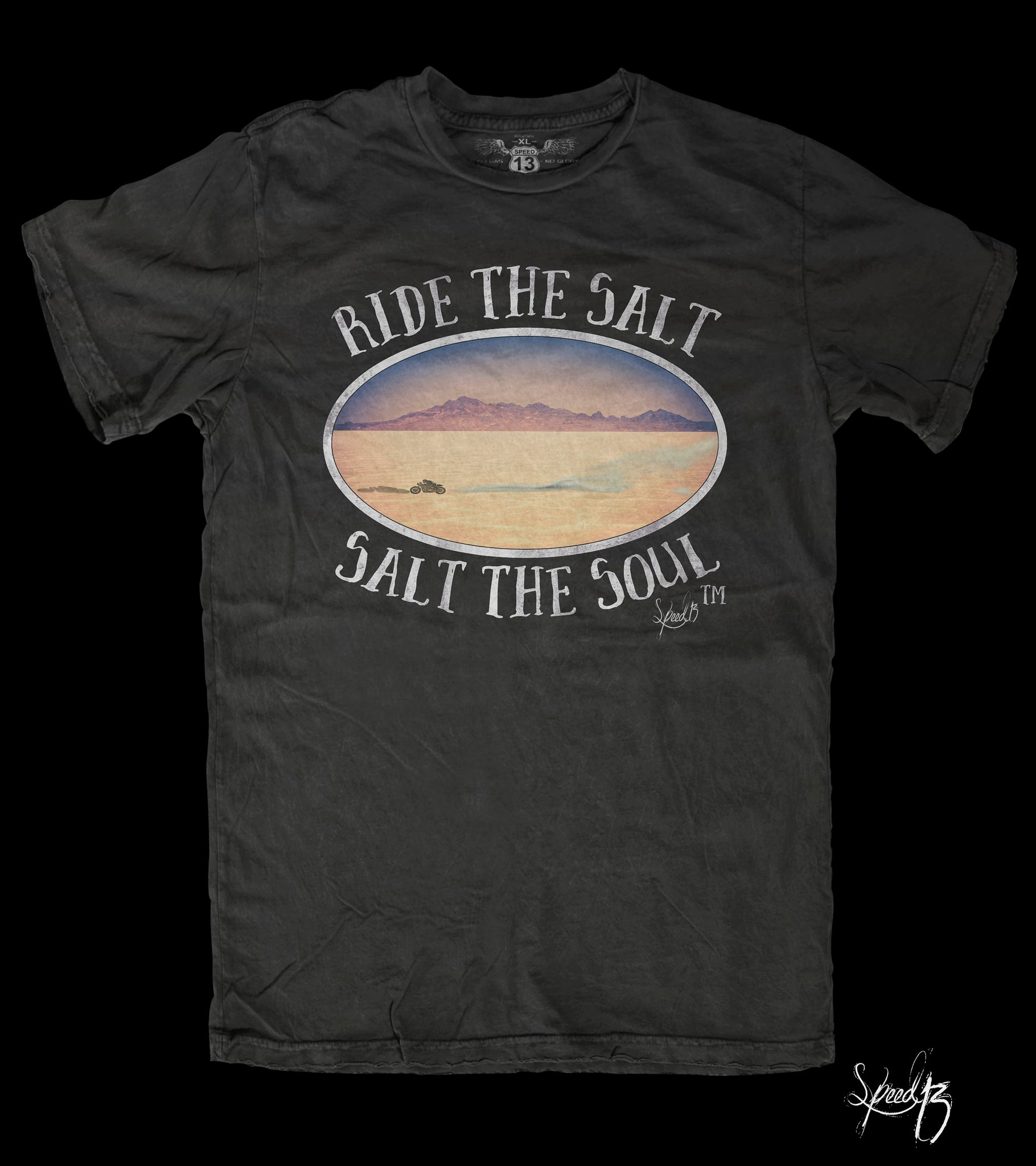 Ride the Salt