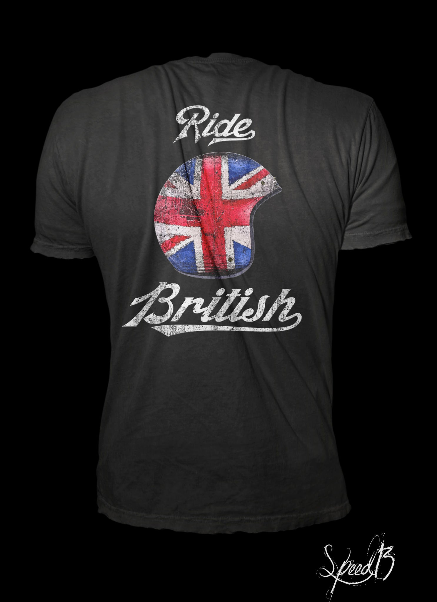 Ride British - Helmet Version