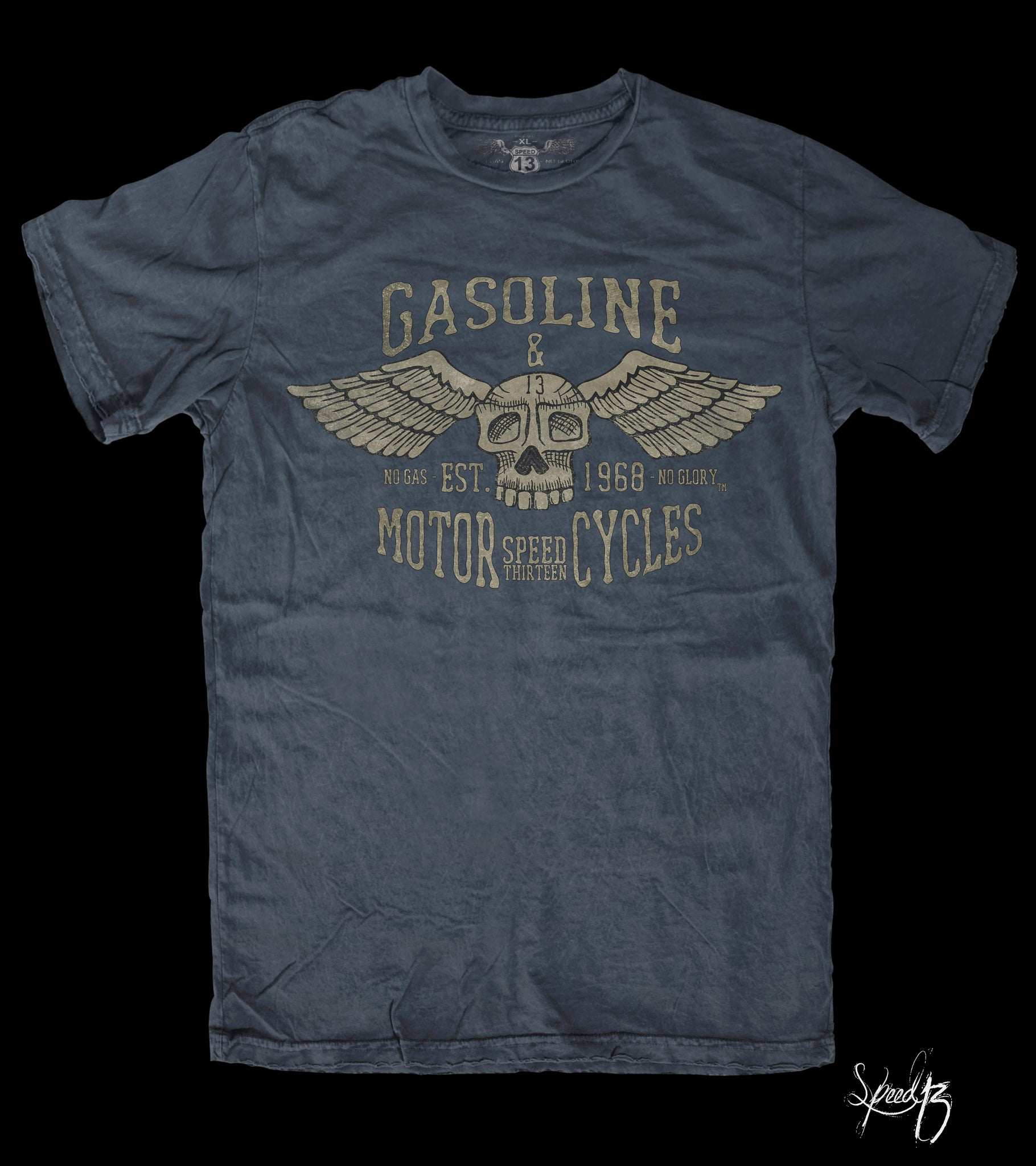Gasoline & Motorcycles