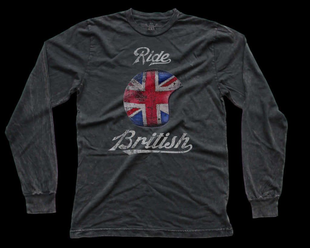 Ride British - Helmet