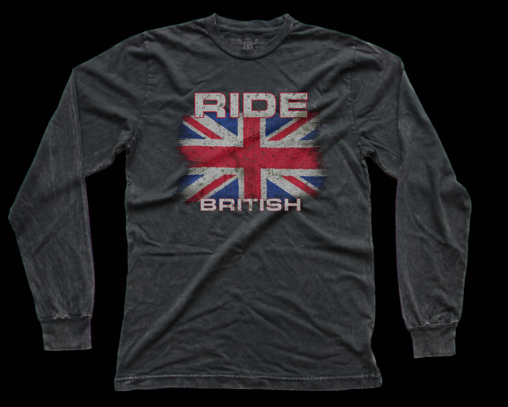 Ride British - Flag
