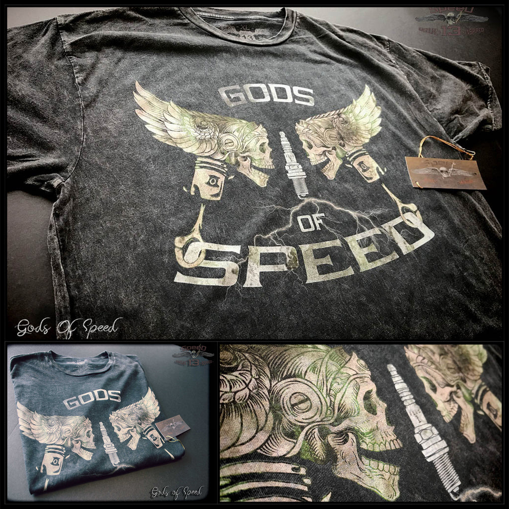 Gods of Speed
