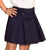 Knife and Box Pleated Skort