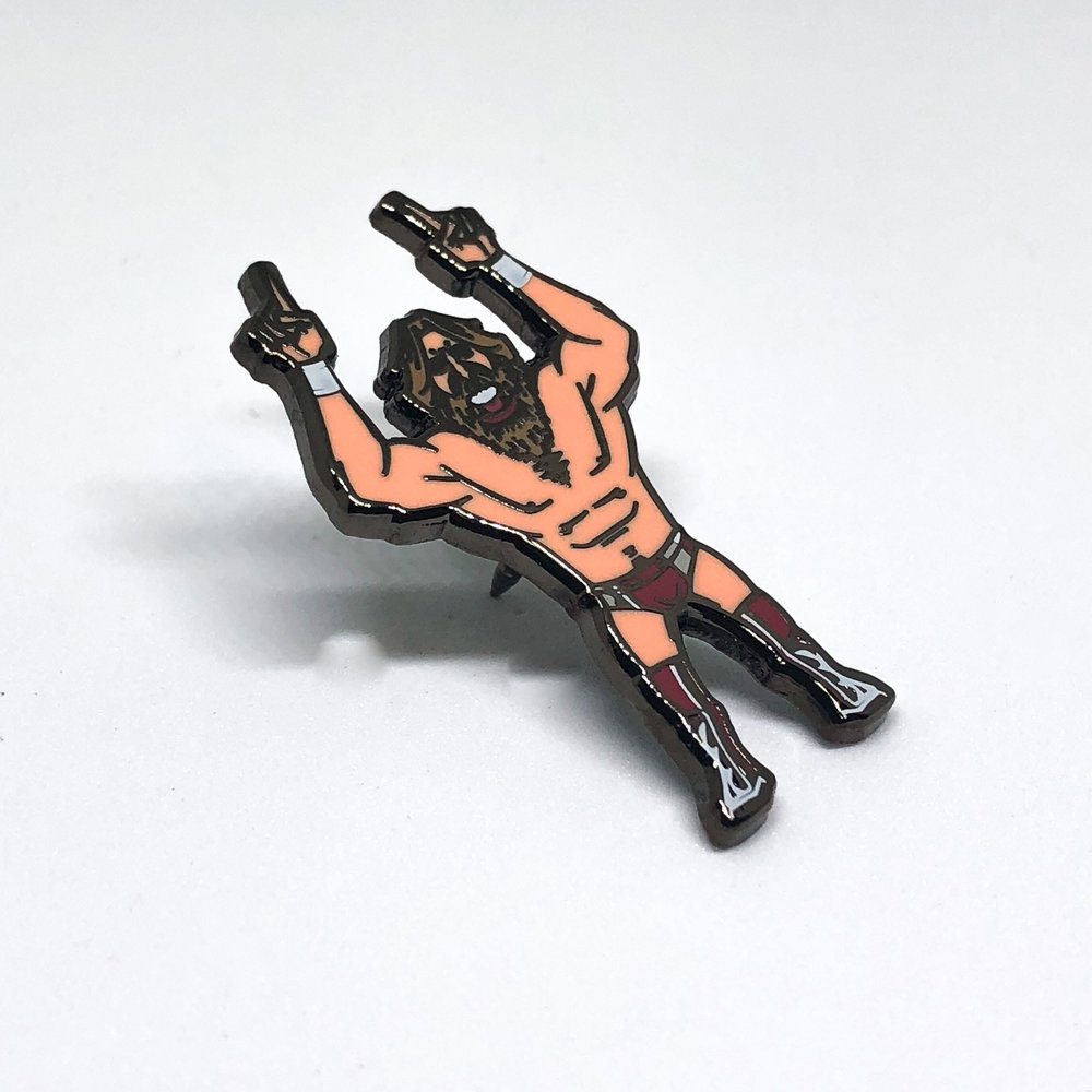 Nolanium x Pin Drop NYC Wrestling Superstar Pack
