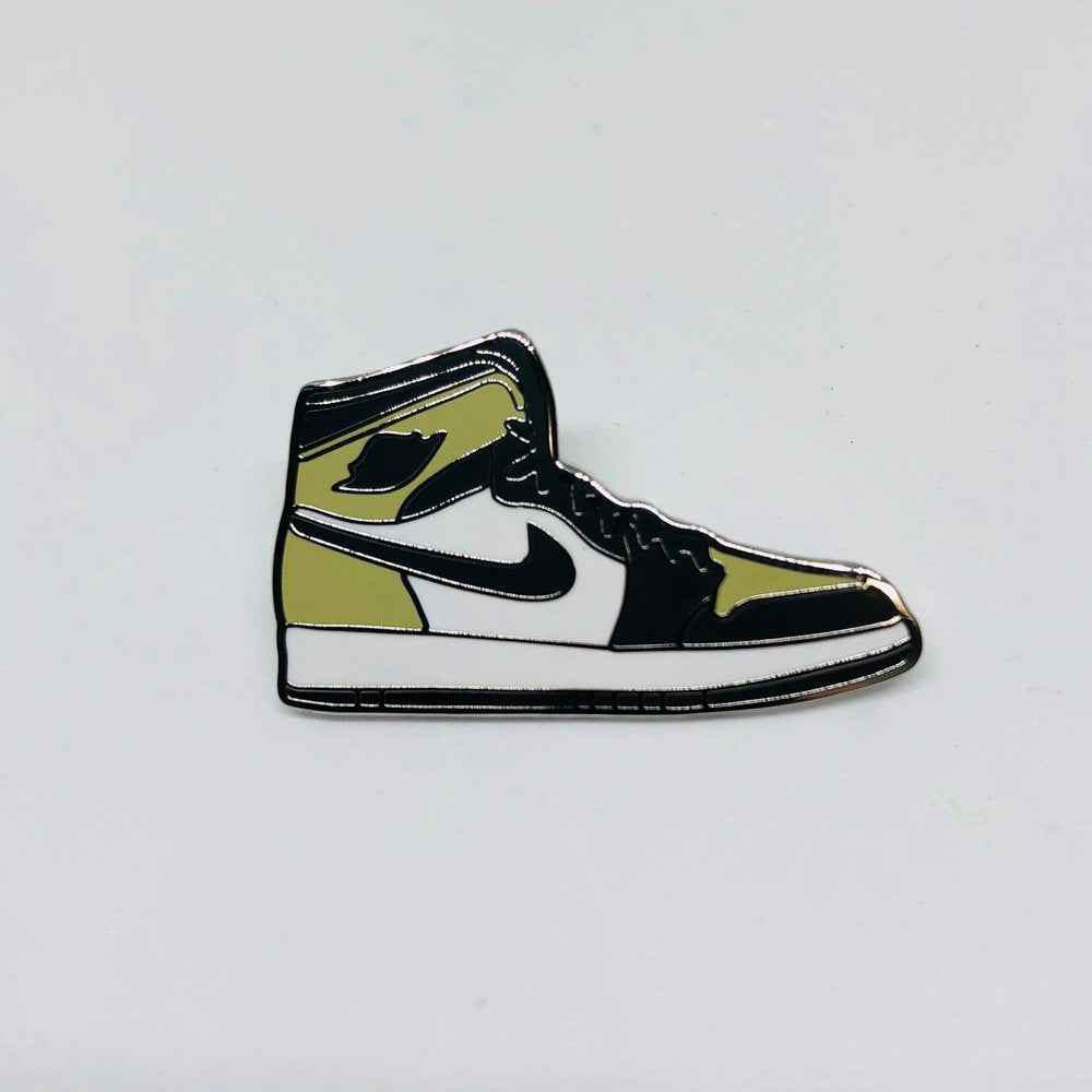 Gold Toe 1 Sneaker Pin