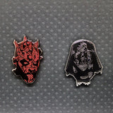 Sith Lord x Griffin Goodman Pin Pack