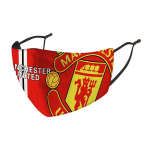 Manchester United Face Mask
