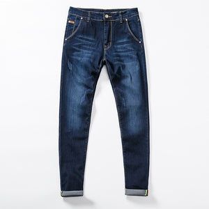 Skinny Stretch Men's Fashion Slim Jeans