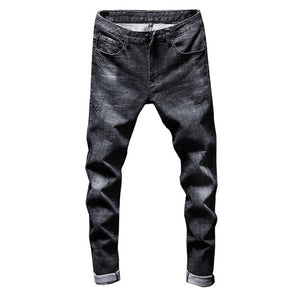 Classic Denim Stretch Slim Jeans