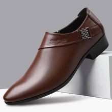 Load image into Gallery viewer, Leather Elegant Business Shoes For Men