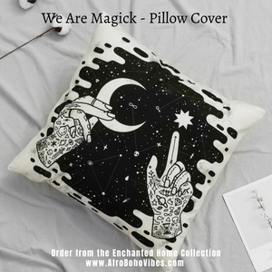 Pillow Fairy - Enchanted Covers (14 designs available)