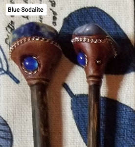 Mystic Stone Hair Wands (Set of 2)