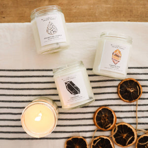 Hidden Crystal Candle Collection