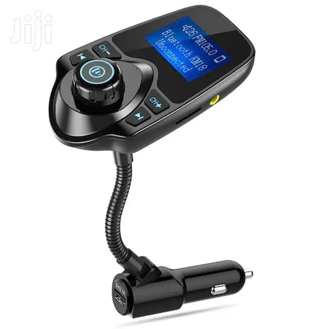 T10 Car Bluetooth/Fm Transmitter - Mallkie AutoParts