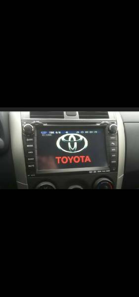 Toyota corolla 2008 DVD player - Mallkie AutoParts