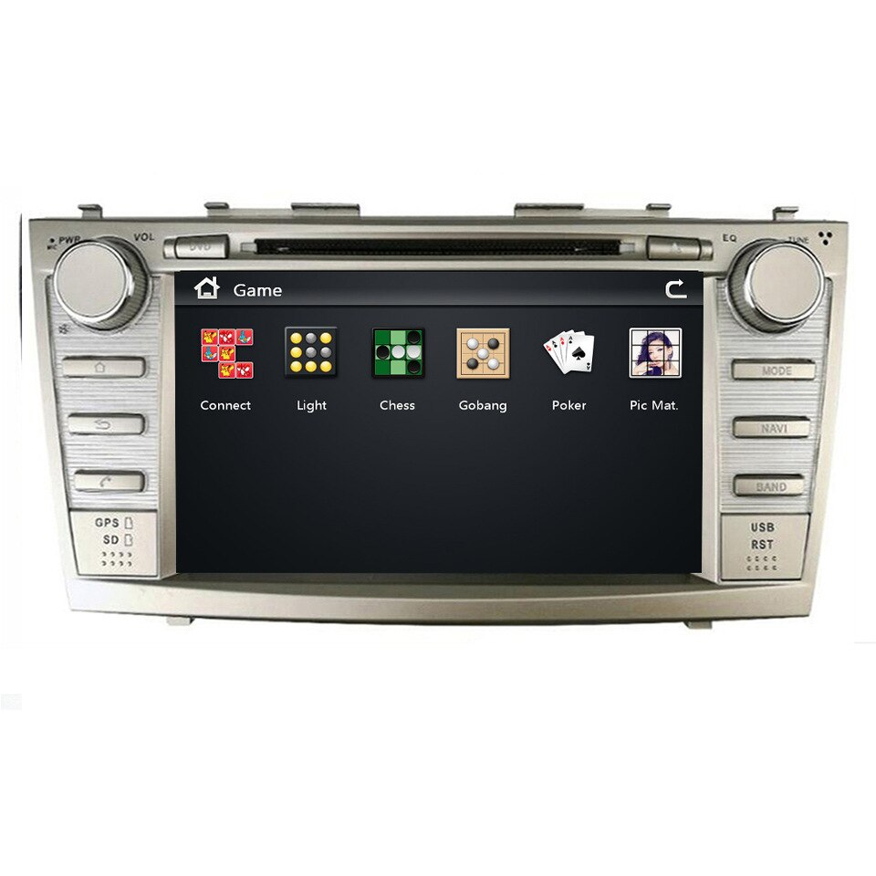 Toyota Camry 2008-2012 DVD Radio Touch Screen Multimedia