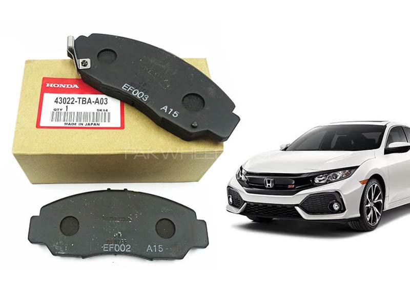 Honda Civic Brake Pads 2011 to 2015