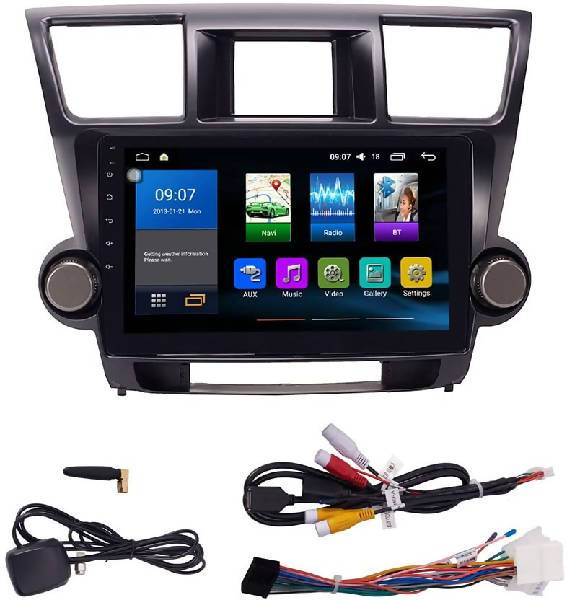 Toyota highlander android player - Mallkie AutoParts