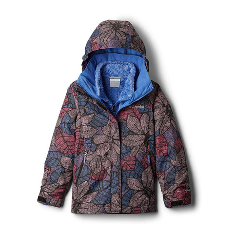 Columbia Bugaboo II Fleece Interchange Jacket Girls'