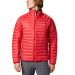 Columbia Alpha Trail Down Jacket Men's