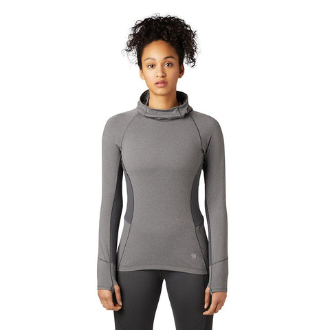 Mountain Hardwear Ghee Long Sleeve Hoody Women's
