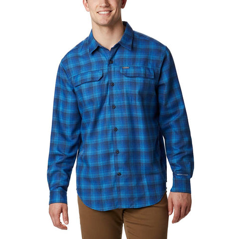 Columbia Silver Ridge 2.0 Flannel Men's