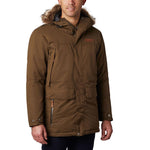 Columbia South Canyon Long Down Parka Extended Size Men's