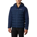 Columbia Grand Trek Down Jacket Extended Men's