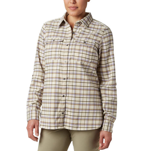 Columbia Bryce Canyon Stretch Flannel Women's