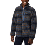 Columbia Winter Pass Print Fleece Full Zip Men's
