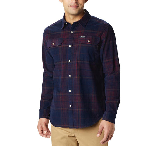 Columbia Flare Gun Corduroy Shirt Men's