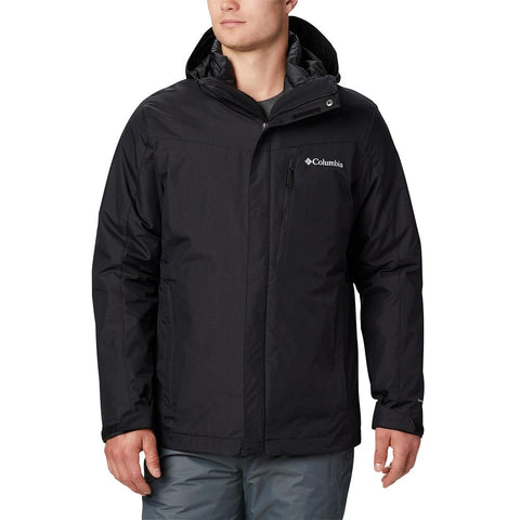 Columbia Whirlibird IV Interchange Jacket Extended Size Men's